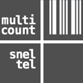Multicount sneltel